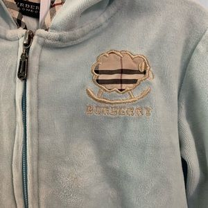 Burberry Matching Sets - Burberry London tracksuit